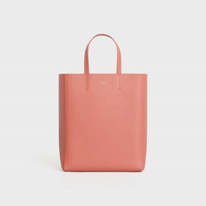 Celine Small Cabas in grained calfskin - Red - 부루 구매대행
