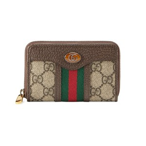 Gucci Ophidia GG zip around card case 597613 - 부루 구매대행