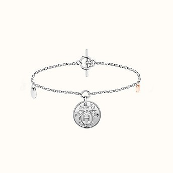 Hermes Ex-Libris bracelet, small model - 부루 구매대행