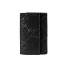 Gucci GG embossed key case 625565 - 부루 구매대행