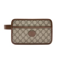 Gucci GG travel pouch with Interlocking G 625764 - 부루 구매대행